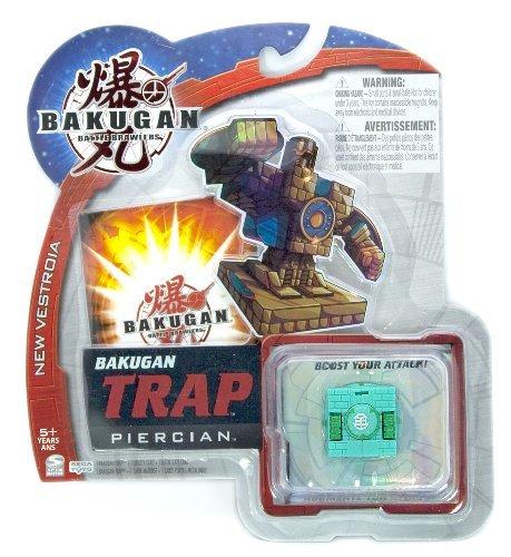 Piercian (Ventus) - Bakugan Trap New Vestroia Series - NOT Randomly Picked