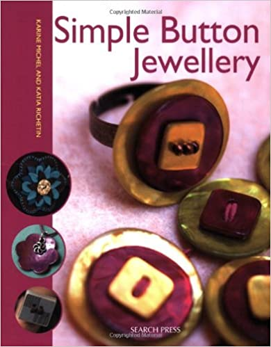 Simple Button Jewellery