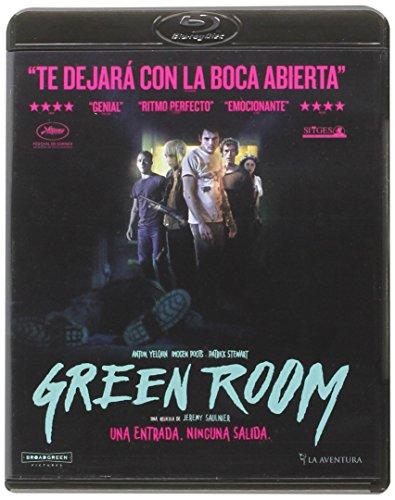 Green Room Blu-Ray