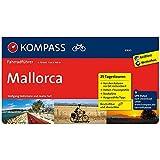 Mallorca: Fahrradführer mit Routenkarten im optimalen Maßstab. (KOMPASS-Fahrradführer, Band 6900)