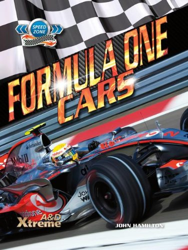Formula One Cars (Speed Zone) by A & D Xtreme