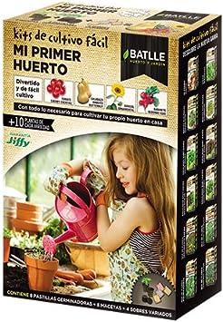 Hortalia Leo - Huerto Urbano Kit de Cultivo, Talla S, 60 x 40 x 40 ...