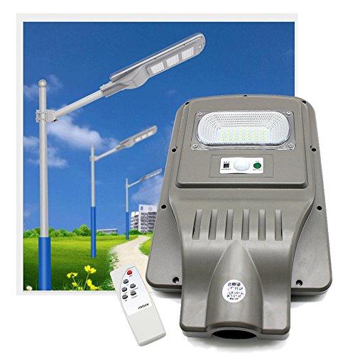 Solar Perimeter Security Lighting in US - 8