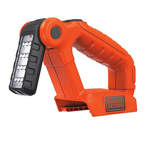 BLACK+DECKER BDCF20 20-Volt Flashlight