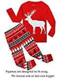 IF Pajamas Christmas Little Girls Boys Pjs