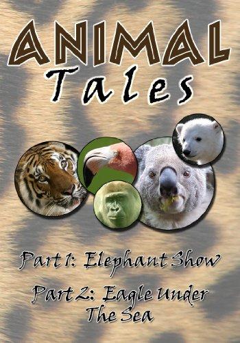 Animal Tales- Elephant Show / Eagle - Show Dvd Elephant