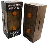 Puzzle Box Enigma Secret Explorer - Money and