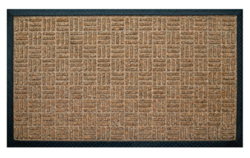 Iron Gate - Gatekeeper Doormat 30x48 Tan - Extremely sturdy and rugged construction 69 Ounces / 6000 GSM - Polypropylene surface & Rubber back for better floor grip - Indoor / Outdoor use