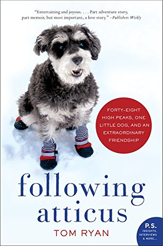 Following Atticus  Forty Eight High Peaks  One Little Dog  And An Extraordinary Friendship