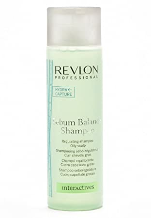 revlon interactives sebum balance shampoo 250 ml beauty