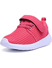 Baby's Boy's Girl's Casual Light Weight Breathable Strap Sneakers Running Shoe
