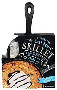 The Cast Iron Skillet Chocolate Chip Cookie Set