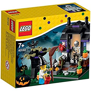 Lego Trick or Treat Halloween Seasonal Set # 40122