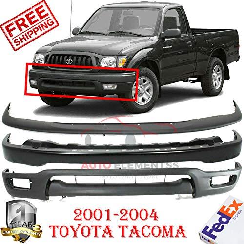 02 toyota tacoma front bumper - 8