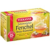 Teekanne Fennel anise caraway (20 bags) 6 pack For Sale
