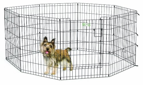 MidWest Homes for Pets MaxLock Exercise Pen for Pets Midwest Pen