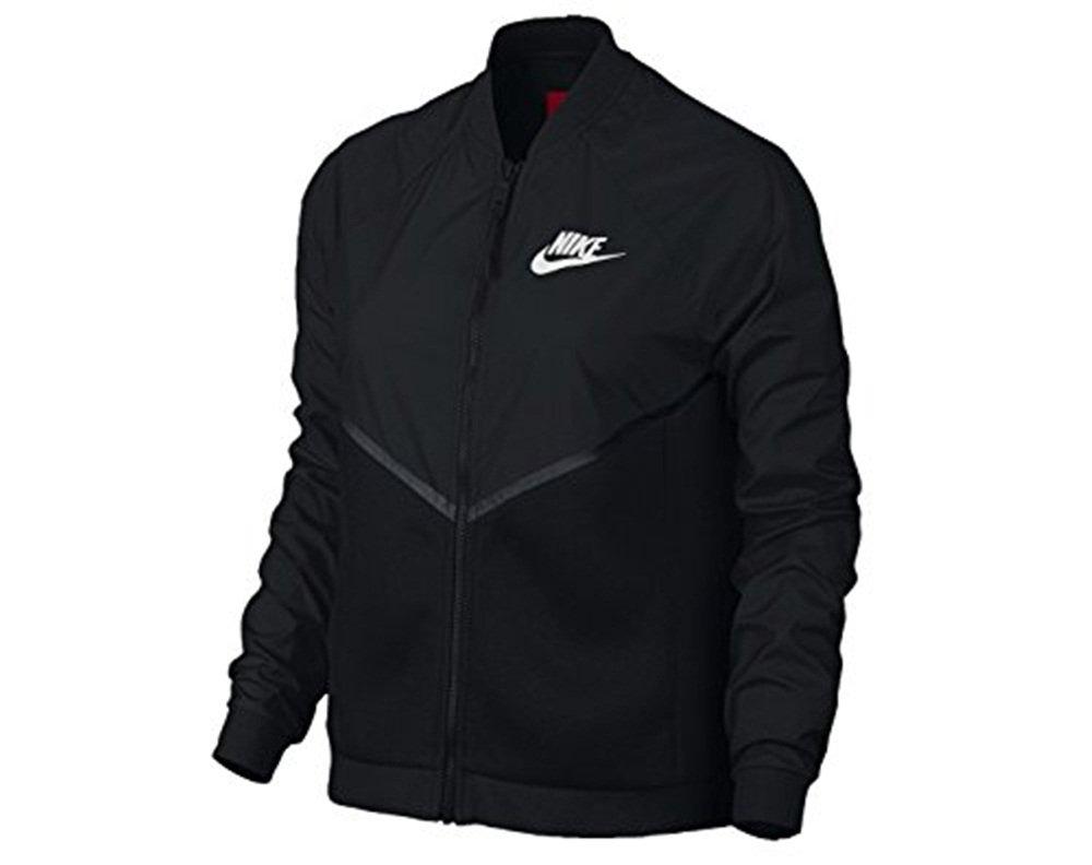 Nike epic jacket - Amazon Com Nike Women S Tech Hyper Mesh Bomber Jacket 725850 010 Sports Outdoors