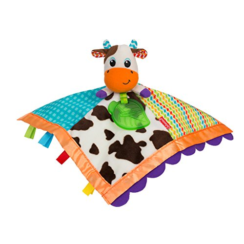 Infantino Plush (Infantino Topsy Turvy Soft and Snuggly Lovie Pal Cow)