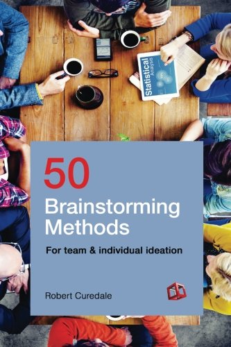50 Brainstorming Methods individual ideation product image