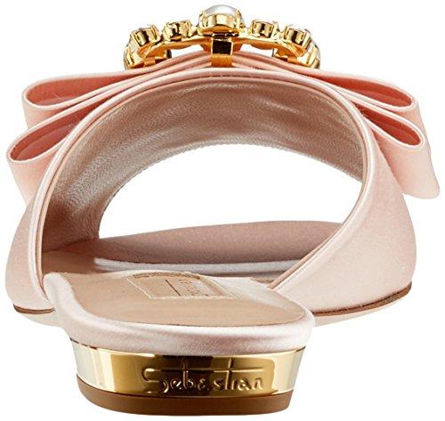 Professional Loafers beige Raspeo Women's Sebastian Beige S7565t oro AdxtqnW