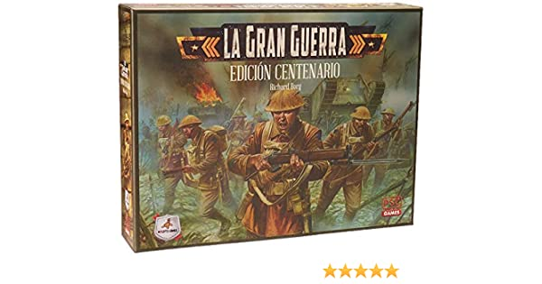 Maldito Games La Gran Guerra Edición Centenario - Juego de Mesa en Castellano: Amazon.es: Juguetes y juegos