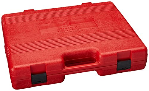 Sunex 3580 3/8-Inch Drive Master Impact Socket Set, Inch/Metric, Standard/Deep, 6-Point, Cr-Mo, 5/16-Inch - 3/4-Inch, 8mm - 19mm, E5 - E16, T20 - T55, 80-Piece by Sunex (Image #1)
