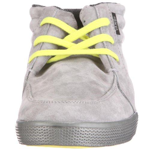 Vans M RAGLAN VKXG1DE - Zapatillas de deporte de ante para hombre Gris