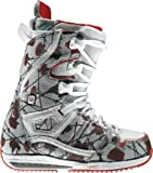 Burton Sapphire Snowboard Women's Boots FLOWERS ON CANVAS 7