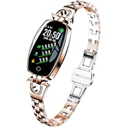 New Women's Smart Watch, Pard Female Fashion Heart Rate Blood Pressure Activity Fitness Tracker
