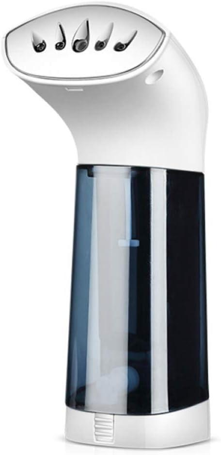 Plancha Vertical Vapor Plancha De Ropa Horizontal Vertical 2 En 1, Calienta En 25S, Tanque De Agua Desmontable, ProteccióN Segura, PortáTil para Casa Y Viaje, con Cepillo Y Vaso De Medir