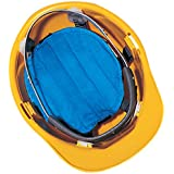 OccuNomix 1EA-Miracool Hard Hat Pad - Cooling Lasts for Hours - Re-Usable - NAVY