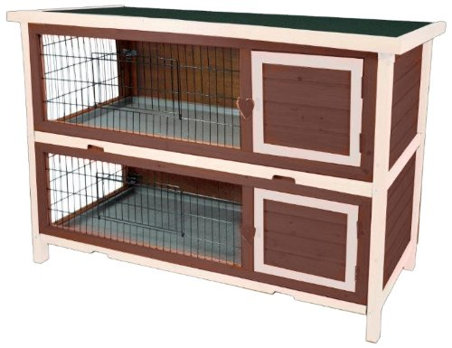 Advantek The Duplex Rabbit Hutch ()
