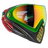 Dye i4 Paintball Goggles w/ Thermal Lens - Rasta