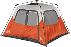 Coleman Camping Waterproof 6 Person Instant Tent