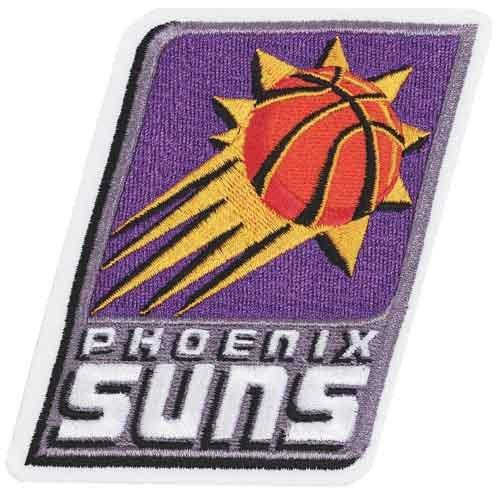 (Phoenix Suns Primary Team Logo Patch (2000-2012))