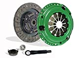 Clutch Kit Works With Honda Civic DX EX GX LX Reverb VALUE EX-R CX SI VX 1992-2005 1.5L l4 1.6L l4 1.7L l4 GAS SOHC Naturally Aspirated (Stage 1; D15; D16; D17)