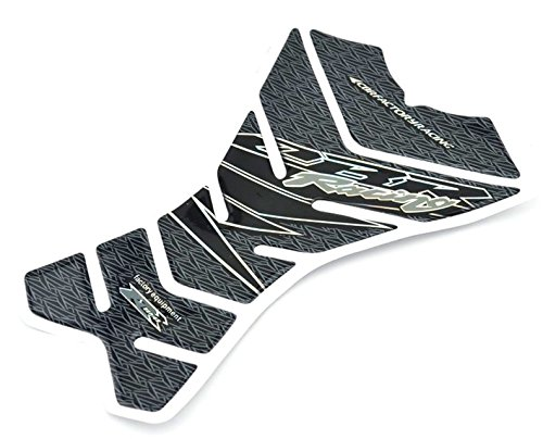 Motorcycle Tank Gas Protector Pad Sticker Fiber Rubber Decal (YG031) Fit For Honda CBR600 F2 F3 F4 F4i 1991 1992 1993 1994 1995 1996 1997 1998 1999 2000 2001 2002 2003 2004 2005 2006 2007
