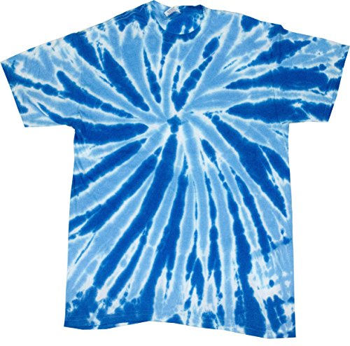 Colortone Tie Dye T-Shirt Kids 2-4 Twist ()