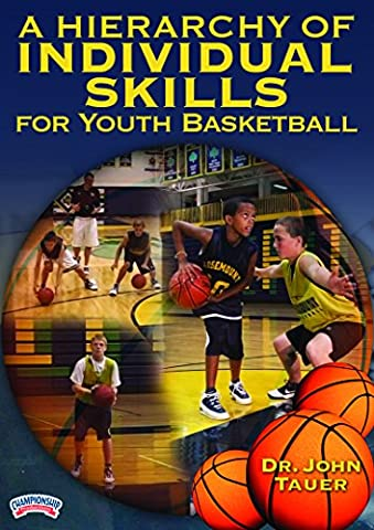 John Tauer: A Hierarchy of Individual Skills for Youth Basketball (DVD)