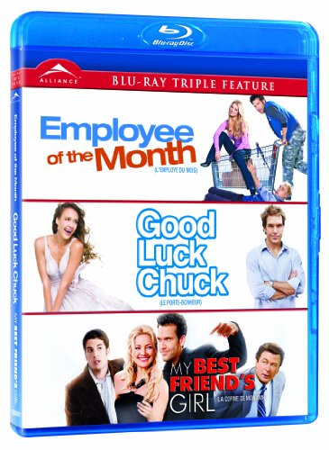 Employee of the Month / Good Luck Chuck / My Best Friend's Girl (Triple Feature)