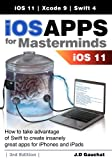 Get ahead of everyone else and learn the latest technologies introduced by Apple. This is the first book to teach you how to work with Swift 4, Xcode 9, iOS 11 and the new APIs.iOS Apps for Masterminds leads the reader step by step to master the comp...