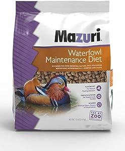 Mazuri | Waterfowl Maintenance Diet | 12 Pound (12 lb) Bag