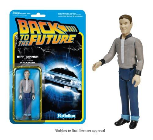 Funko Back to The Future Biff Tannen ReAction Figure