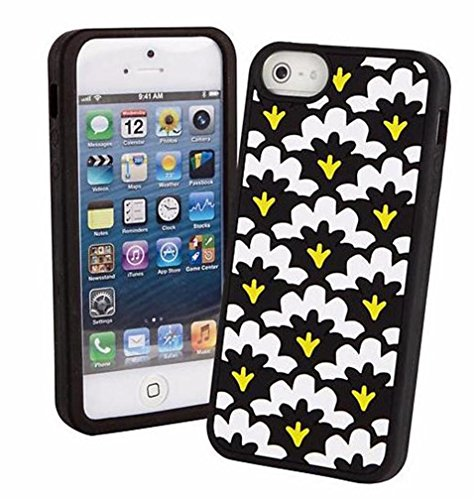 Vera Bradley Silicone Soft Frame Case for iPhone 5 (Fanfare)