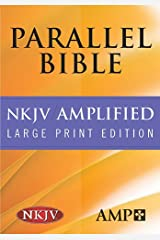 NKJV Amplified Parallel Bible Hardcover