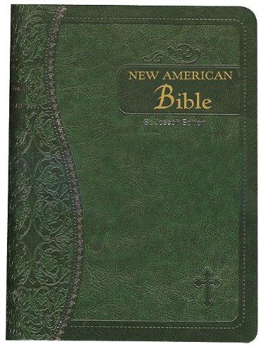 Saint Joseph Bible-NABRE-Medium - Outlet New Village Jersey