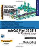 img - for AutoCAD Plant 3D 2018 for Designers book / textbook / text book