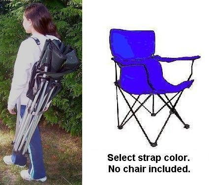 Click-n-Carry Folding Chair Carry Strap, Royal - Childs Chair Royal