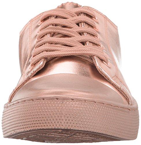 Qupid Kvinna Narnia-07 Mode Sneaker Ökade Guld