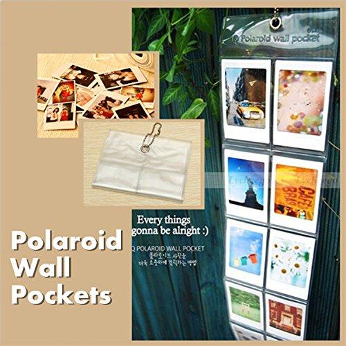 Bazaar Polaroid Camera Photo Album Wall Pockets Hanging Decor Ornament Big Bazaar EXPSFN014827